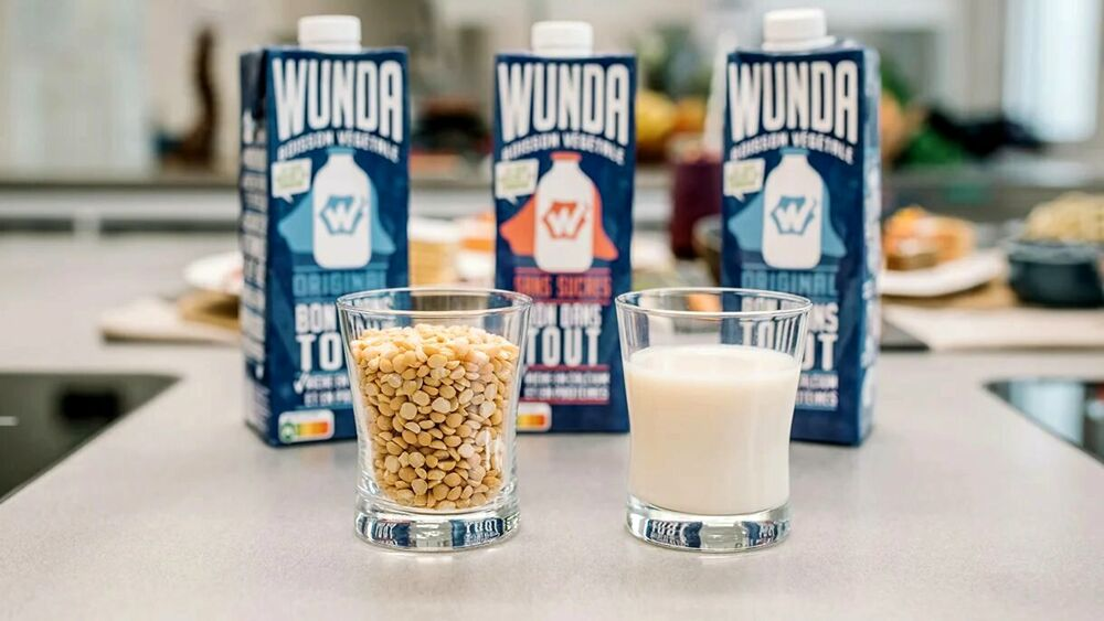 La bufala del 'latte' di piselli targato Ue: il prodotto Nestlé promosso dal Nutriscore usato in Francia