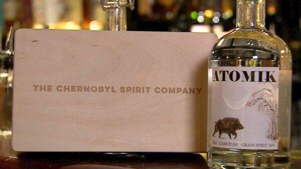 Voglia di un drink 'atomico'? Arriva il liquore prodotto a Chernobyl (ma l'Ucraina lo sequestra)