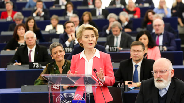 Ursula von der Leyen - © European Union 2019 - Source : EP
