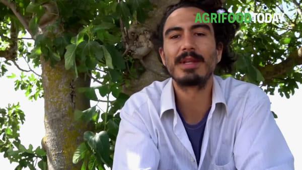 """Il contadino che condivide la terra con i suoi clienti. E che vuole riportare in vita il """"Popone"""""""