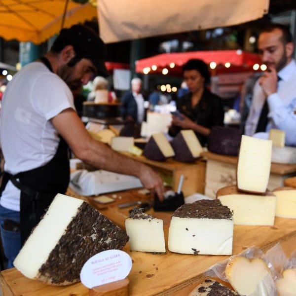 Boom di formaggi italiani all'estero. Anche grazie all'Europa