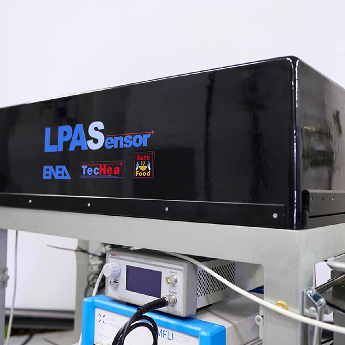 Il laser italiano che smaschera i cibi contraffatti